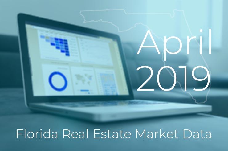 Apr 2019 Florida Real Estate Market Data
