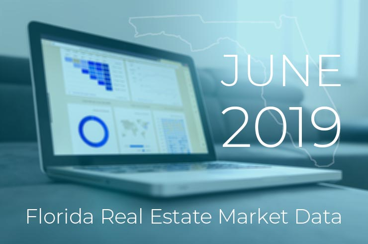 June 2019 Florida Real Estate Market Data