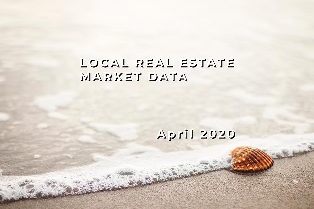 Local Real Estate Market Data for April 2020 presented by Almost Home Real Estate Services