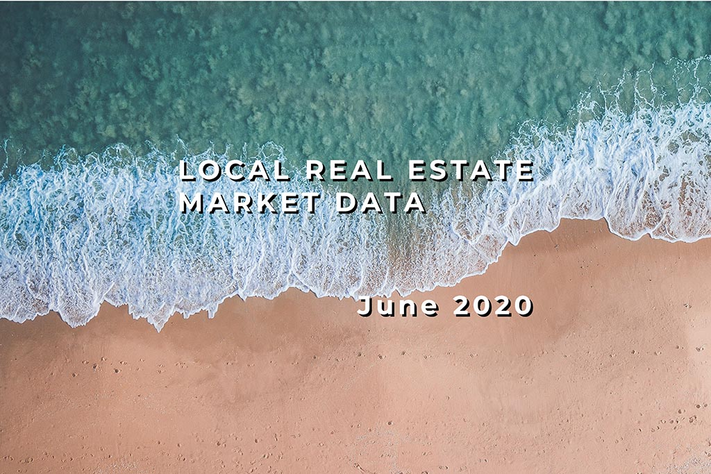 Local Real Estate Market Data JUNE 2020 presented by Almost Home Real Estate Services